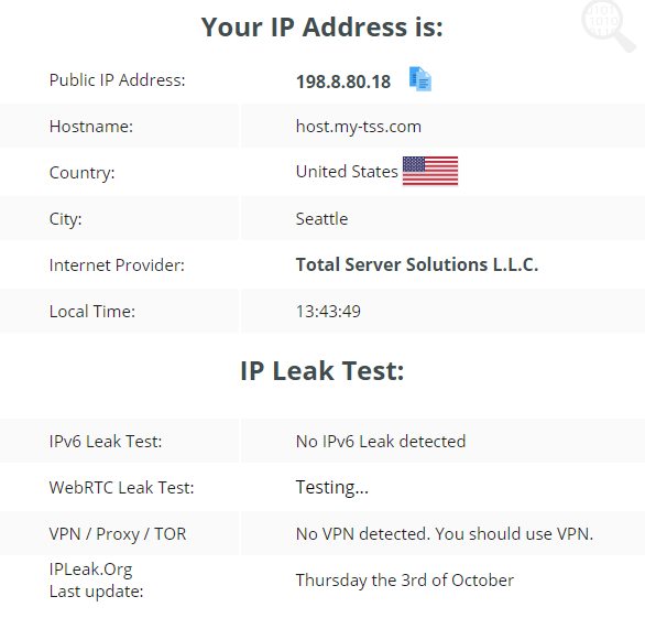 PureVPN-IP-Leak-Test