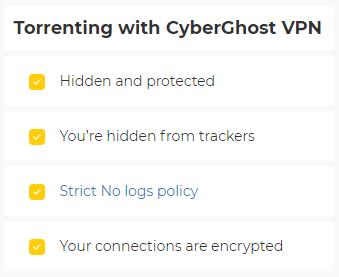 Cyberghost-VPN-Torrenting